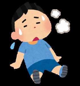慢性上咽頭炎でいつも疲れている人