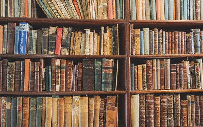 ユダヤ人の本棚のイメージ