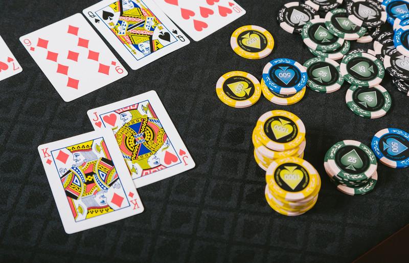 ポーカーのメンタルコントロール