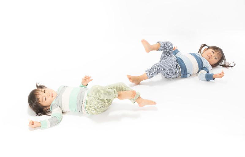 癇癪を起こすADHDの子供