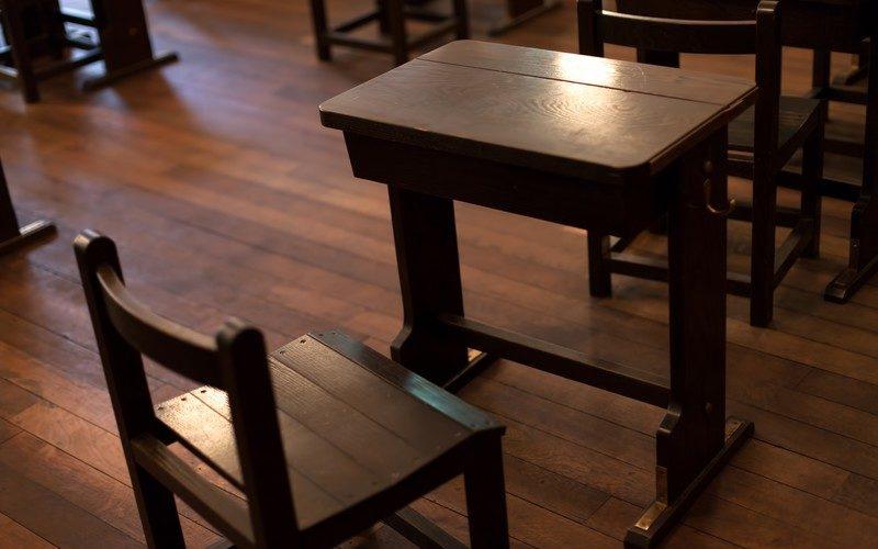 発達障害当事者の勉強机