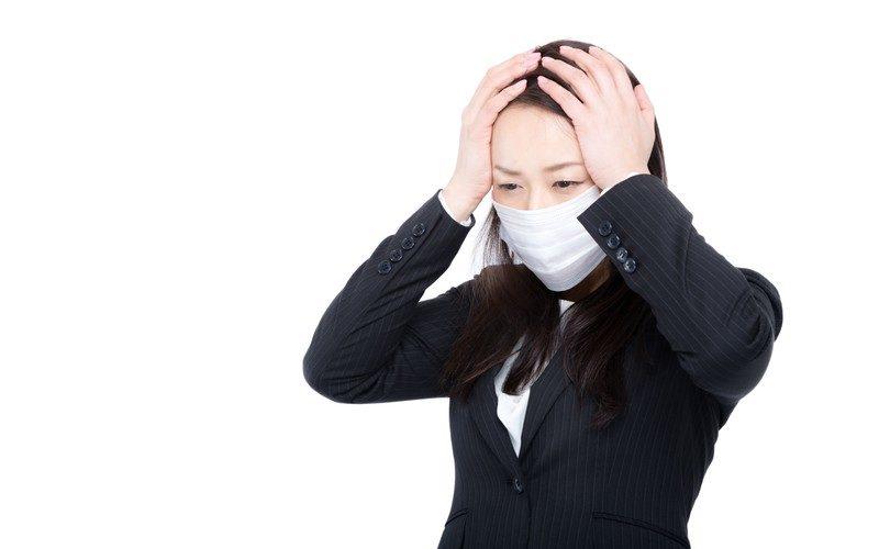 風邪を引いた発達障害当事者