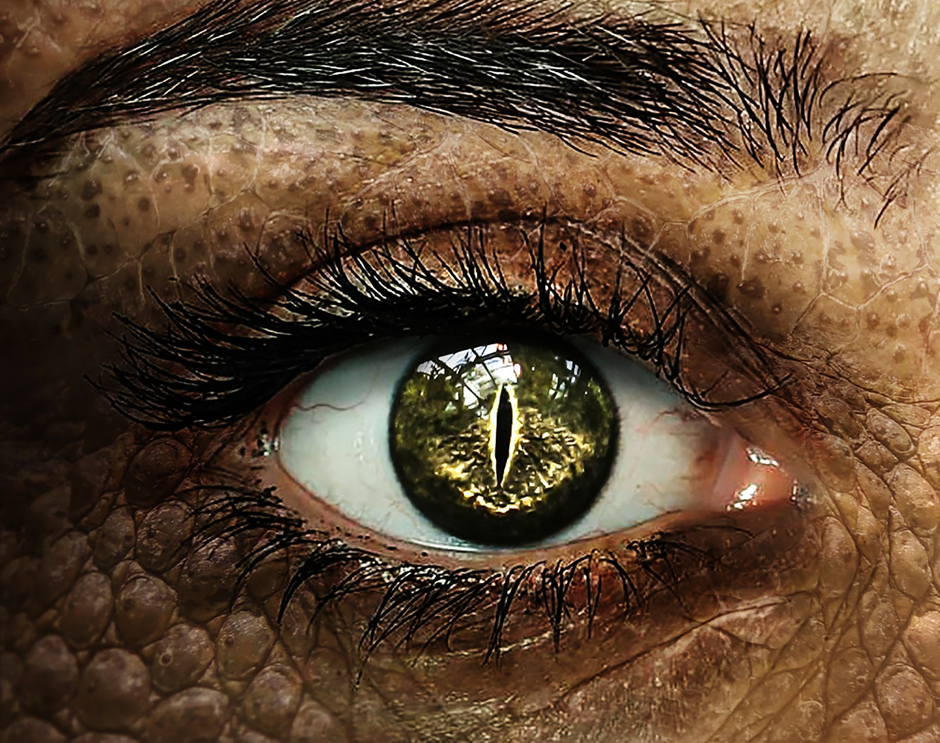 サイコパスの瞳